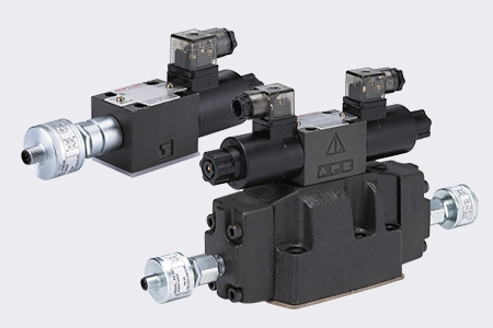 Solenoid Directional Safety Valve