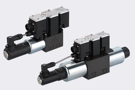 Extra Quick Response Type Proportional  Directional Control Valves